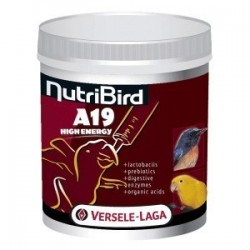 Pâtée d'élevage NUTRIBIRD A 19 High Energy