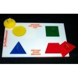 Puzzle - Couleurs et Formes PM