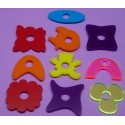 Sac de 10 pièces Acrylique
