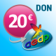 Don 20 euros