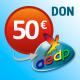 Don 50 euros